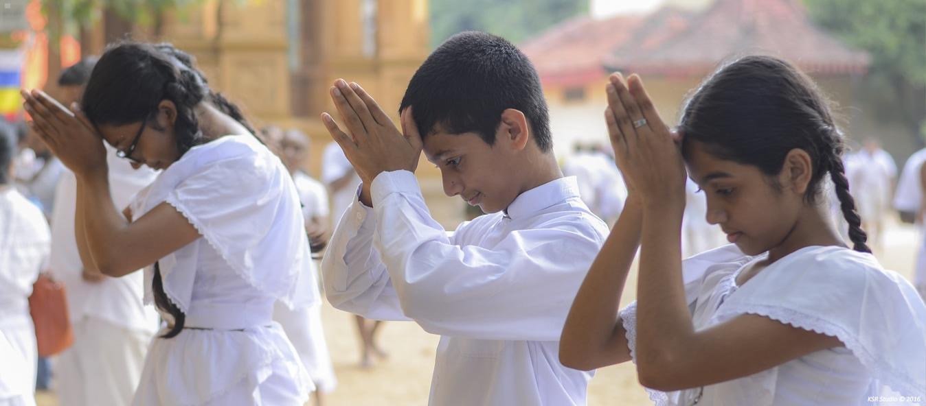 Sri Kalyani Dhamma School - Kelaniya Raja Maha Viharaya
